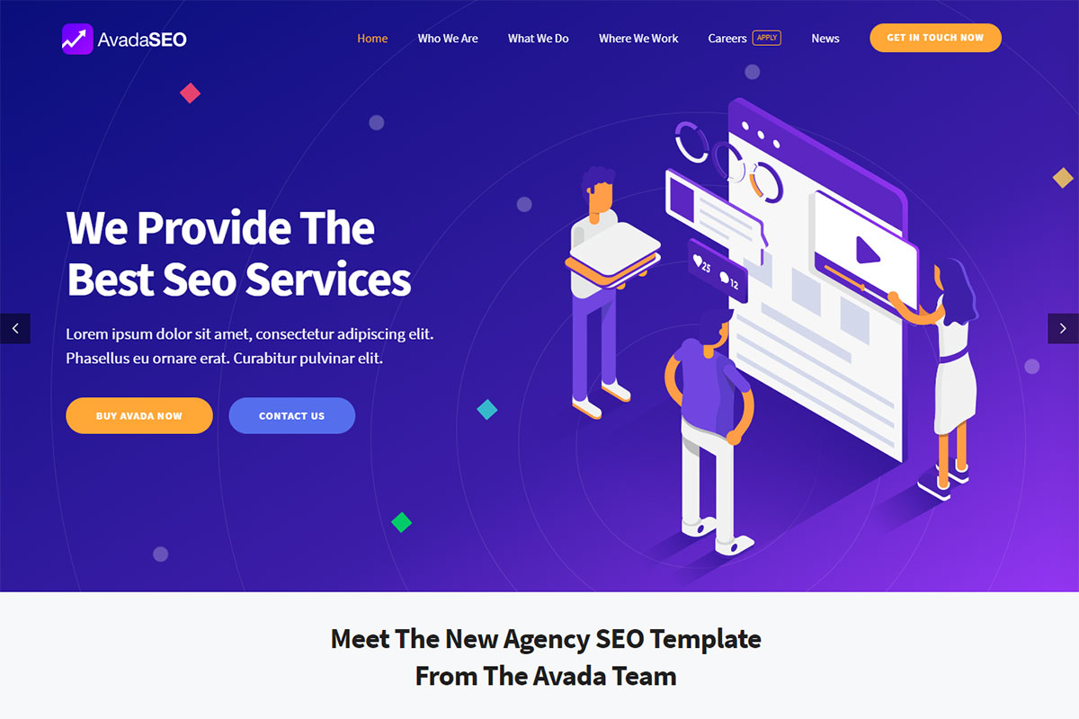 19 Best SEO Agency WordPress Themes For Professional SEO Services 2019