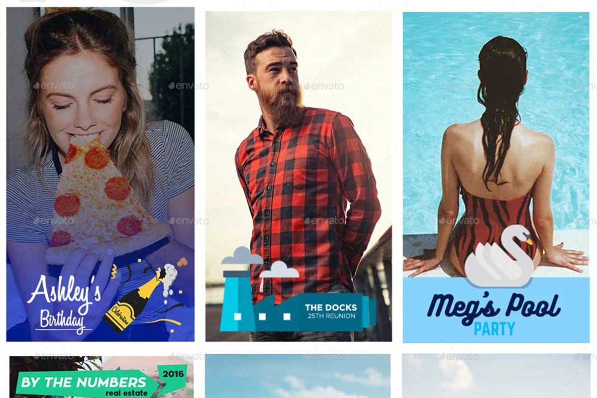 30 Outstanding Snapchat Mockups For Marketers