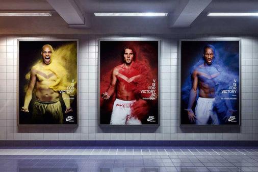 Subway Ad Mockup