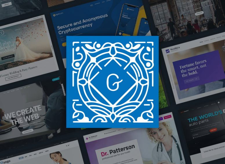 30 WordPress Themes Compatible With Gutenberg 2018