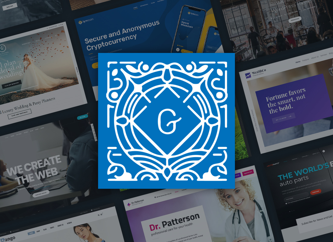 30+ WordPress Themes Compatible With Gutenberg 2019