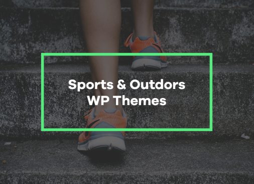 Sports And Outdors Wordpress Themes