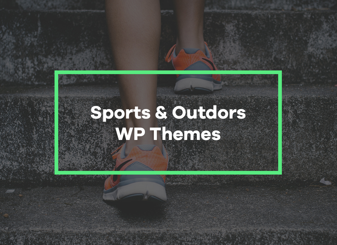 Physically Fit 30+ Sports And Outdoors WordPress Themes 2018
