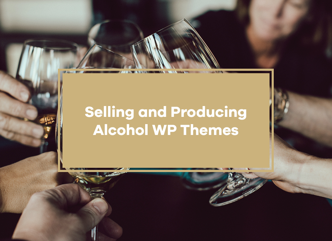 25+ Selling And Producing Alcohol WordPress Themes 2019