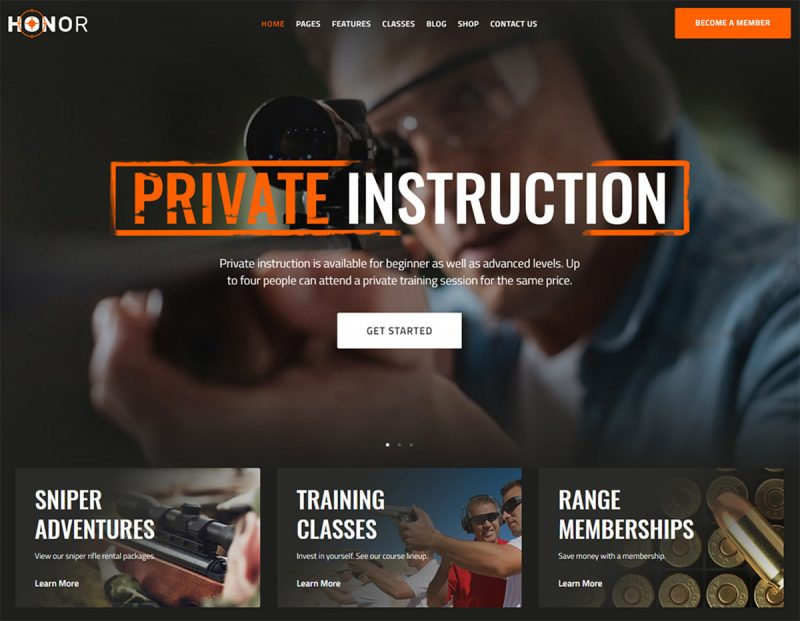 14 Best WordPress Military Themes For Military Schools, Veteran Organization And More 2020