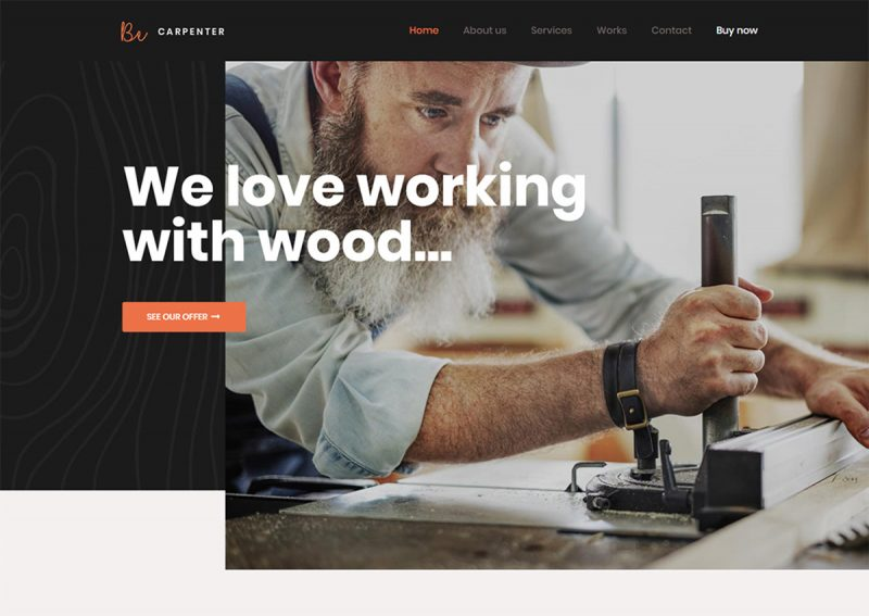 22 Best Craftsman WordPress Themes For Artisans And Master Craftsman 2020