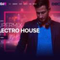 18 Best DJ WordPress Themes For DJs, Artists And Musicians 2019