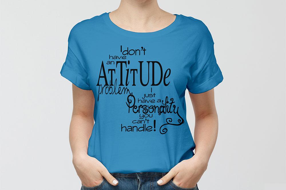 female t-shirt mockup free psd