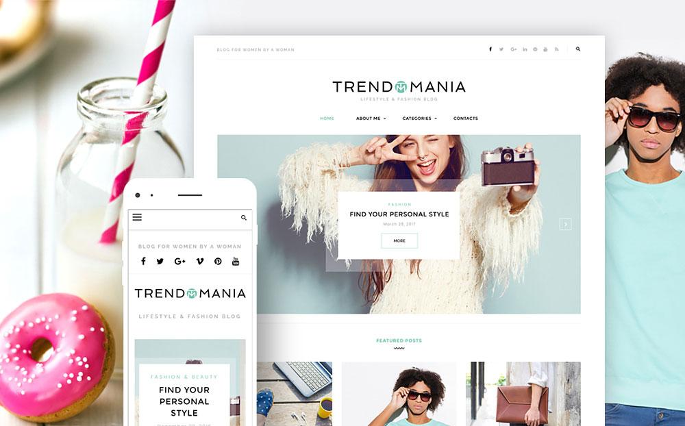 Style Blog WP Theme