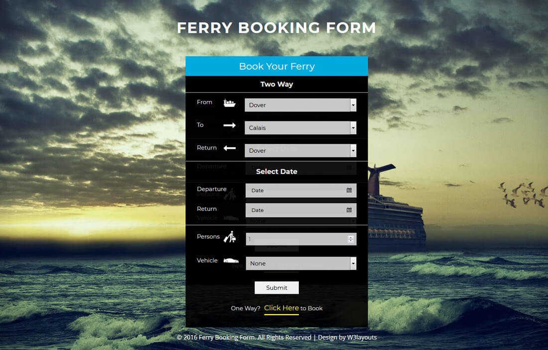 ferry-booking-form