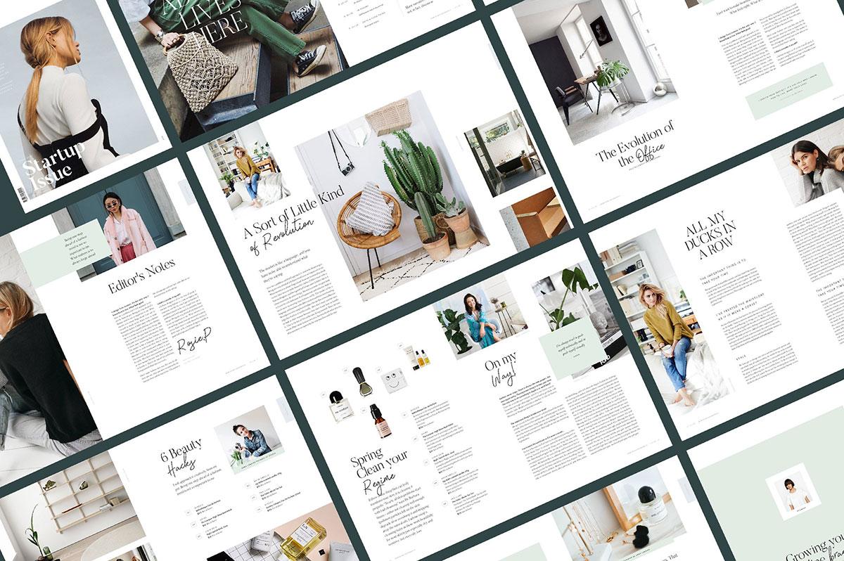 35 Free Magazine Mockups For A Realistic Presentation 2019