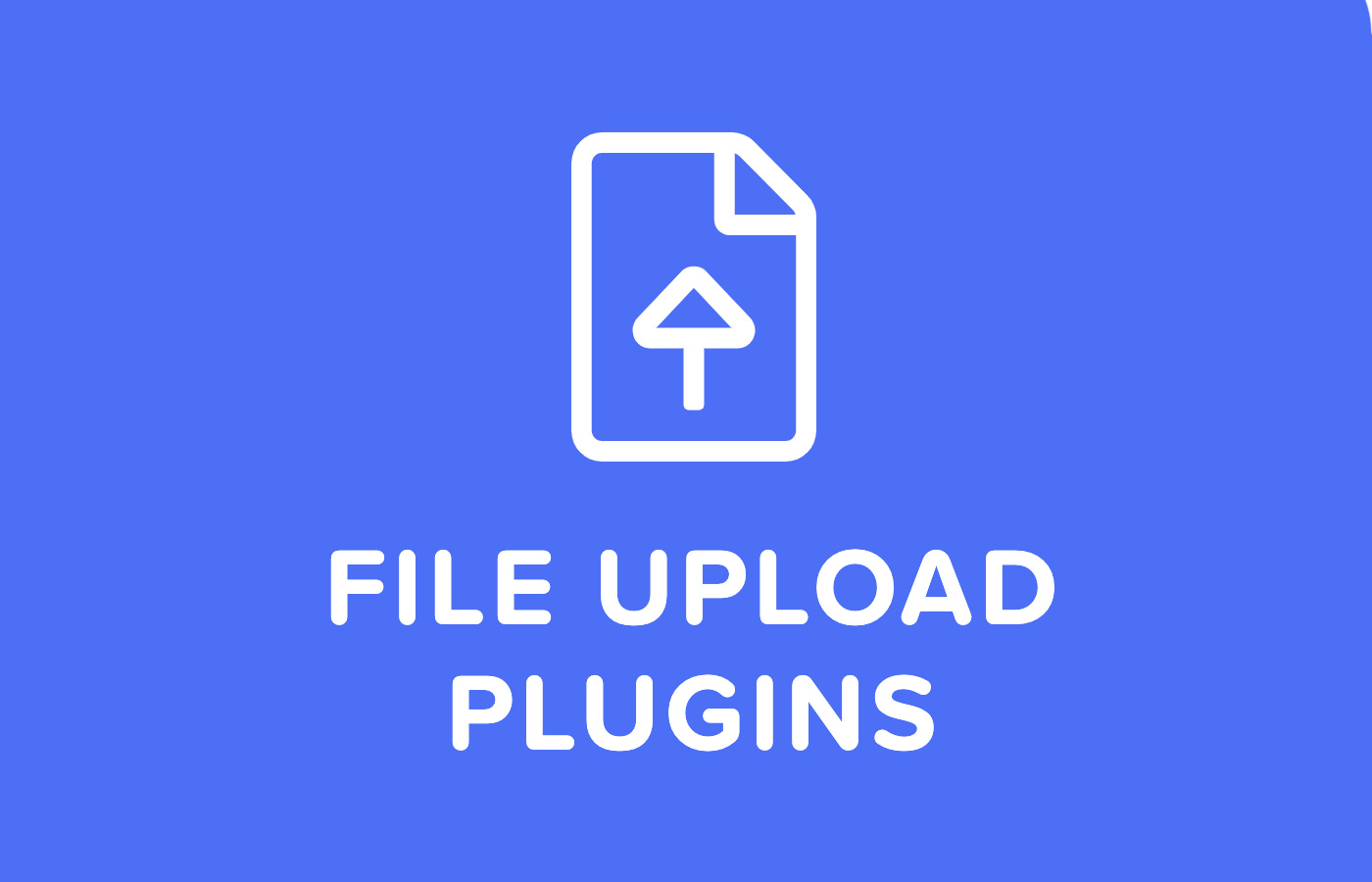 7 Best WordPress File Upload Plugins