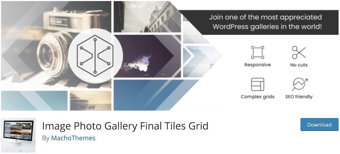 final tiles grid gallery free wordpress plugin