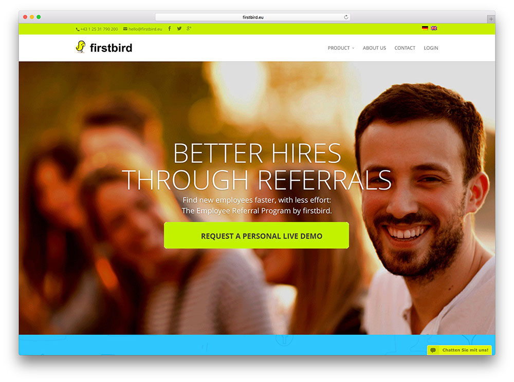 firstbird-recruitment-website-using-divi-theme