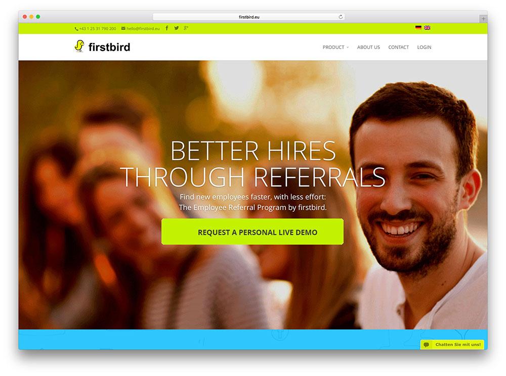 firstbird-recruitment-website-using-divi-theme