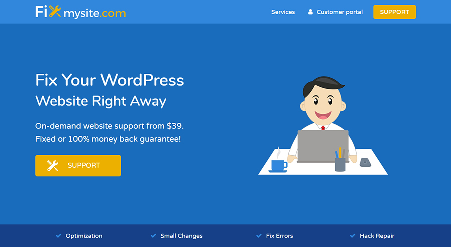 , WordPress Maintenance Services Providers & Forums, Rojak WP