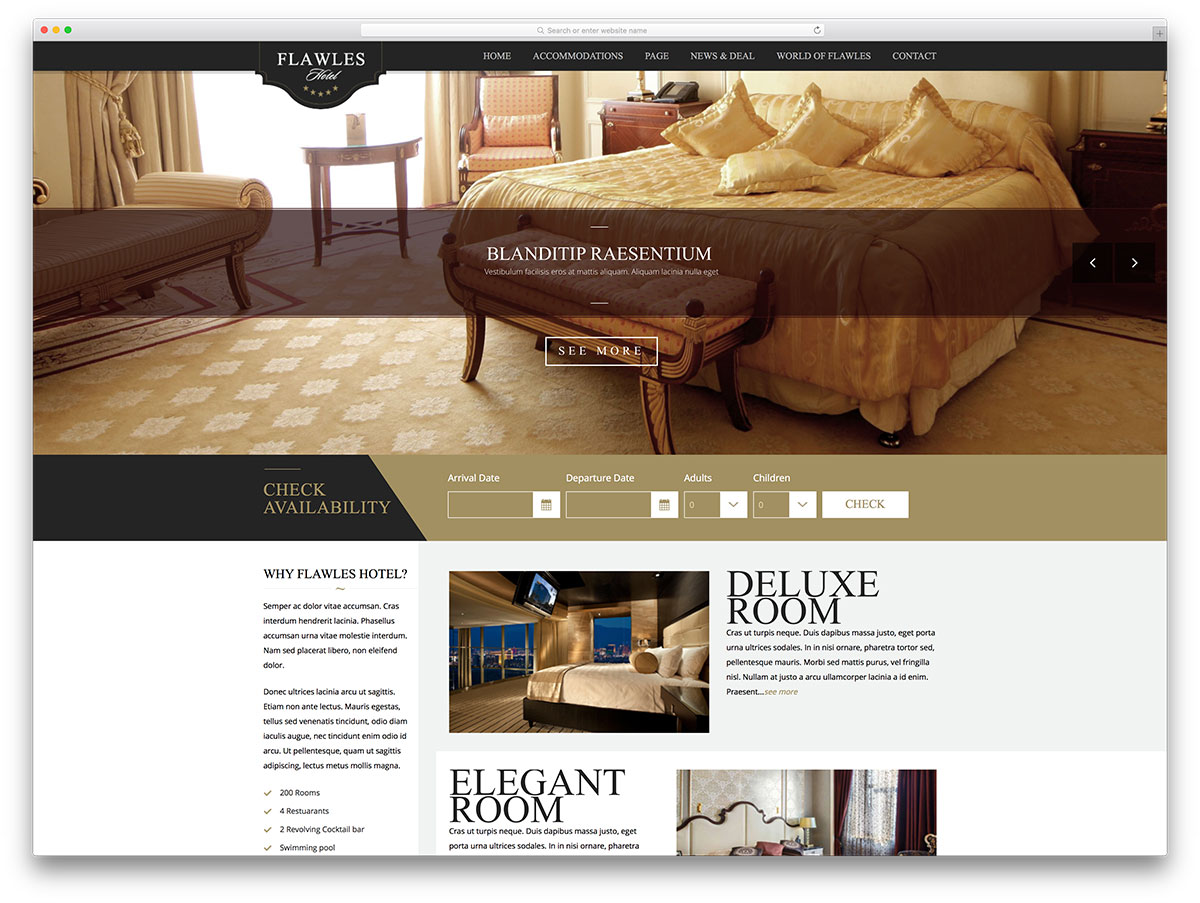 flawleshotel-wordpress-theme
