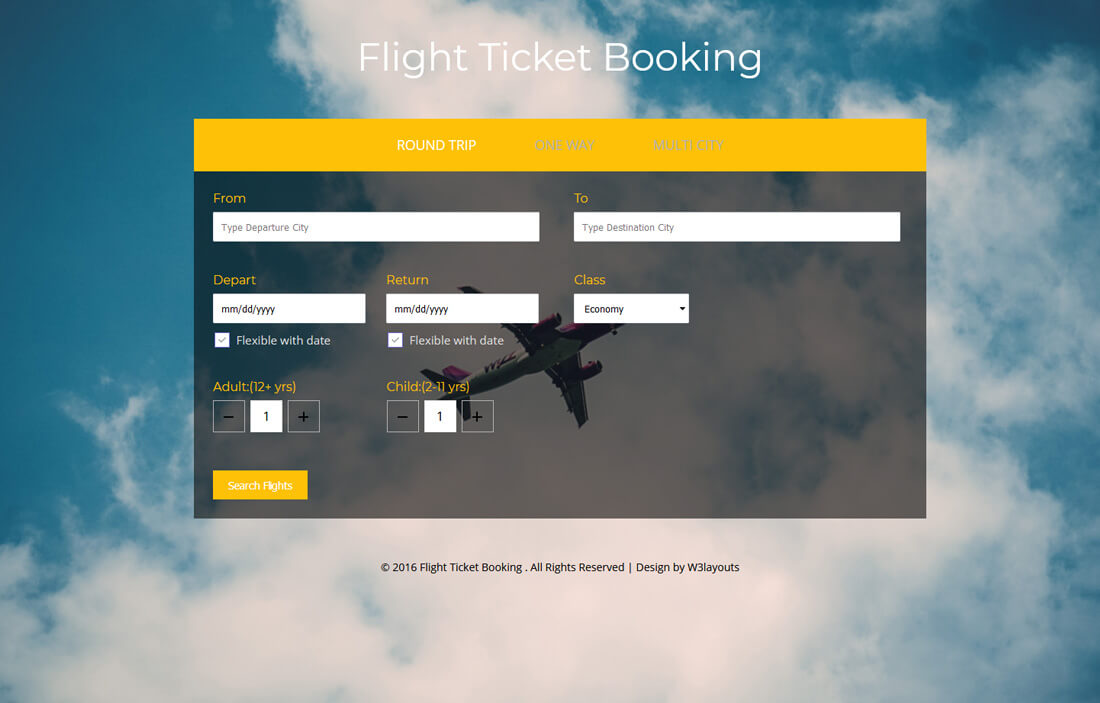 flight-ticket-booking