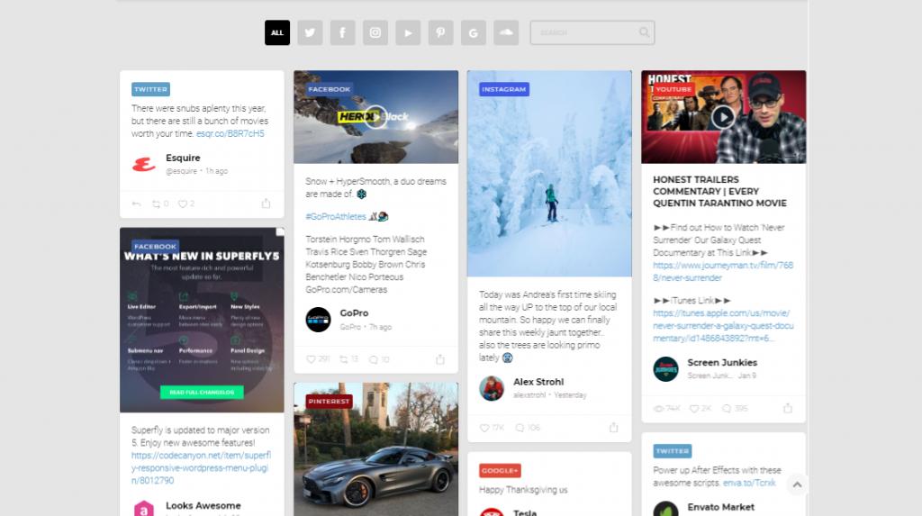 Categorized WordPress Live Streaming Plugins