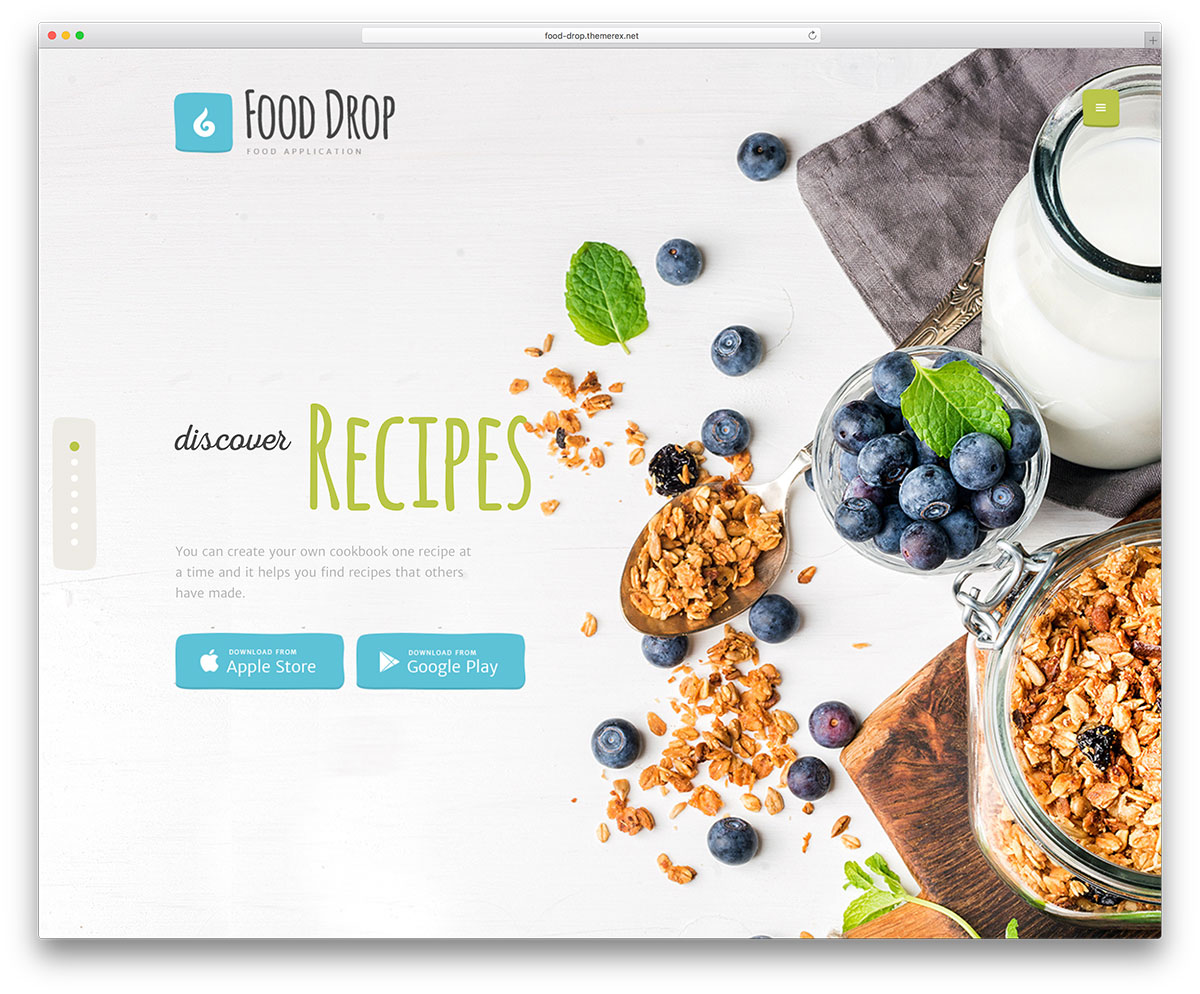 10 Food Delivery Service WordPress Themes 2017 - Colorlib