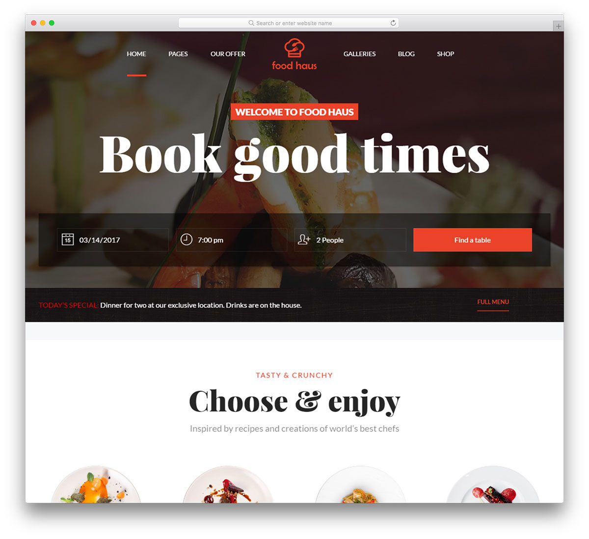 30 Best WordPress Restaurant Themes 2017 Colorlib – Restaurant Menu Templates Free Download Word