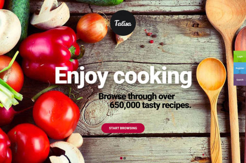Food-recipe-sharing-themes