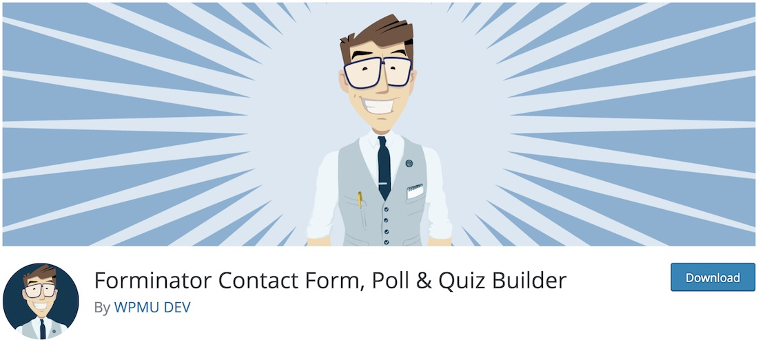 forminator wordpress quiz plugin
