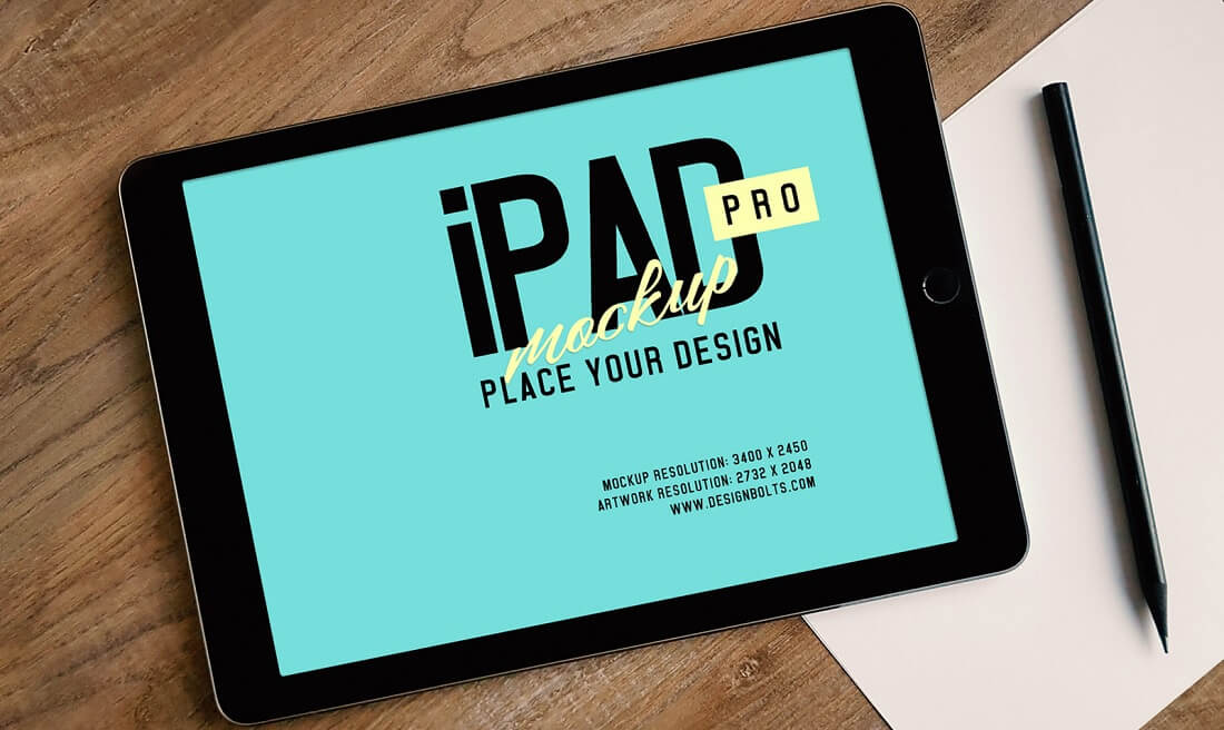 ipad mockup - gse.bookbinder.co, Powerpoint templates