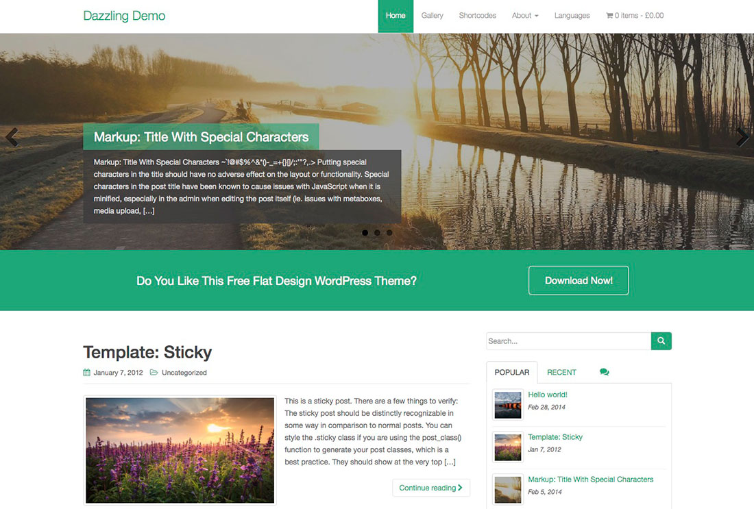 Best WordPress Bootstrap Themes
