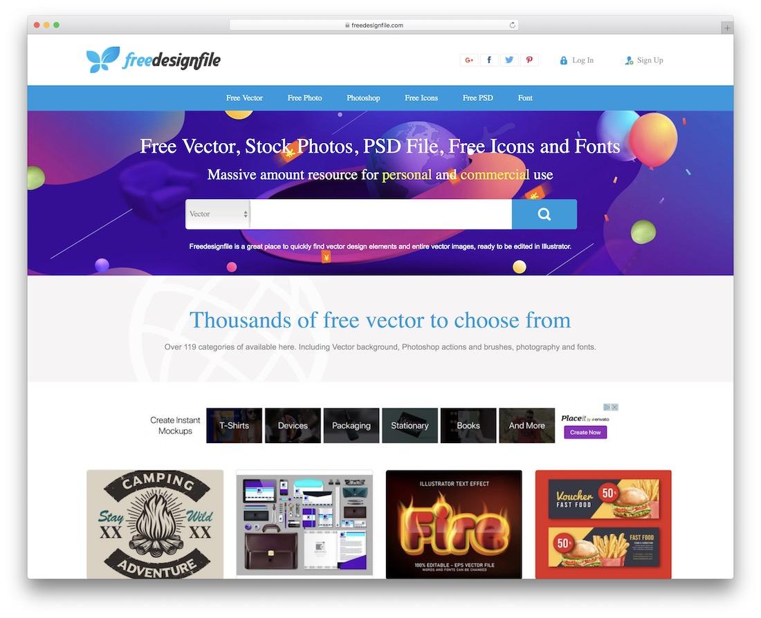 free design file free vector images website