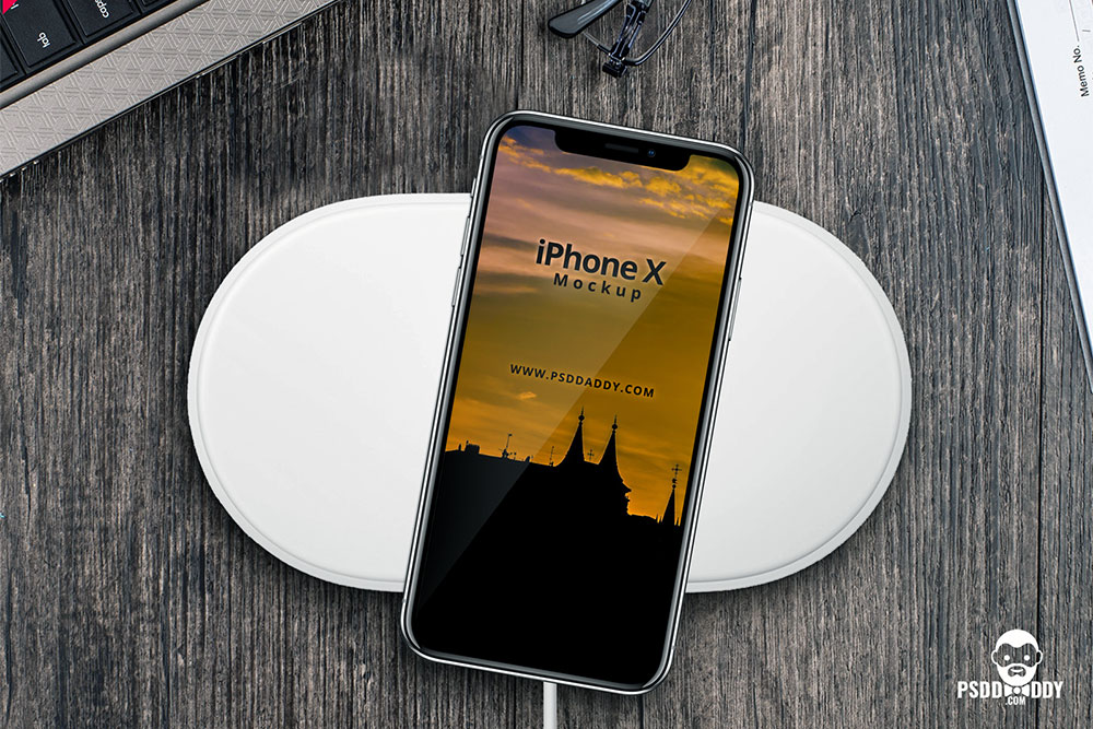 free download iphone x mockup psd