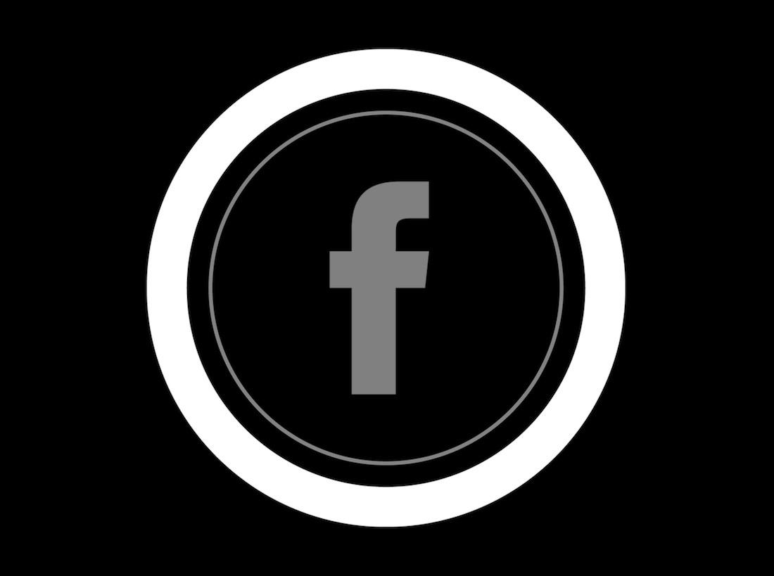 free facebook social media icon