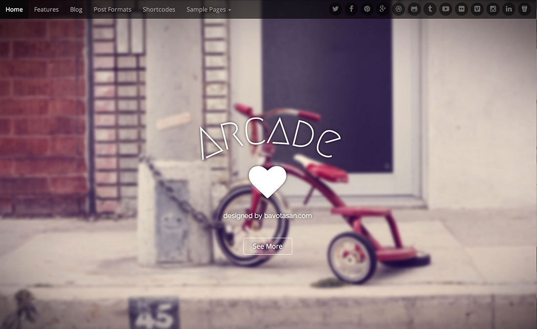 Portfolio Themes Wordpress 2015 Wordpress Themes 2015