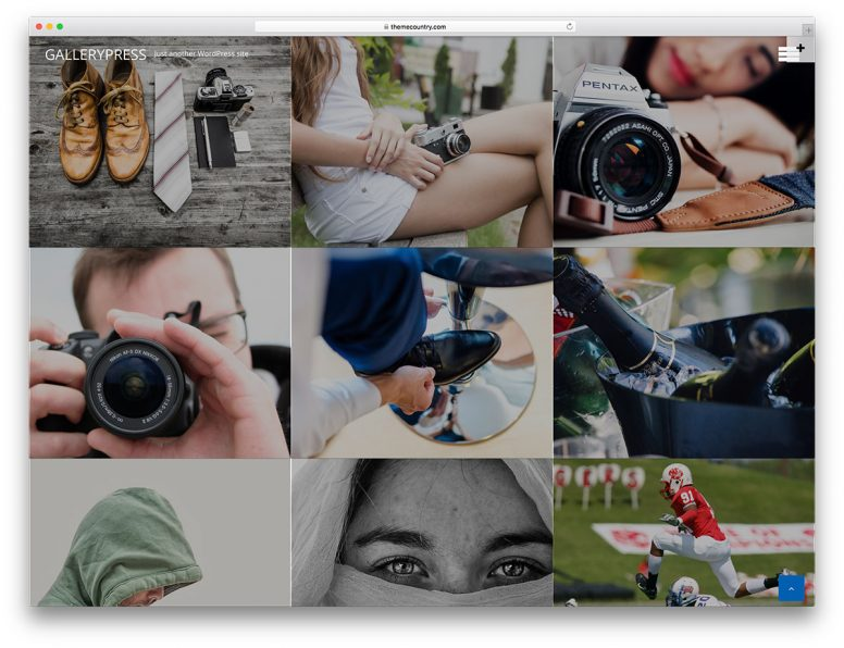 22+ Beautiful & Free Gallery WordPress Themes 2018