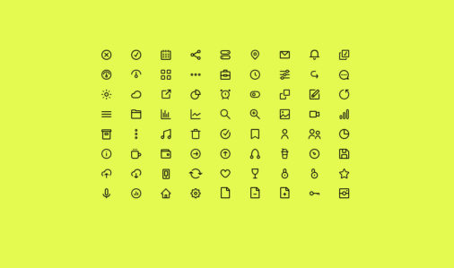 Free Icons For Adobe Illustrator