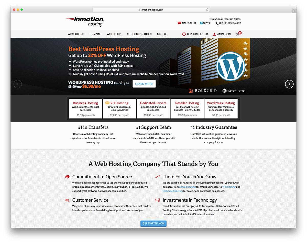 Twelve Popular Free WordPress Hosting Services for 2018 - Colorlib