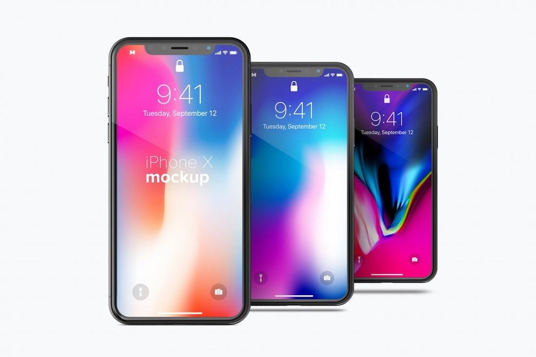 free iphone xs xsmax xr mockup