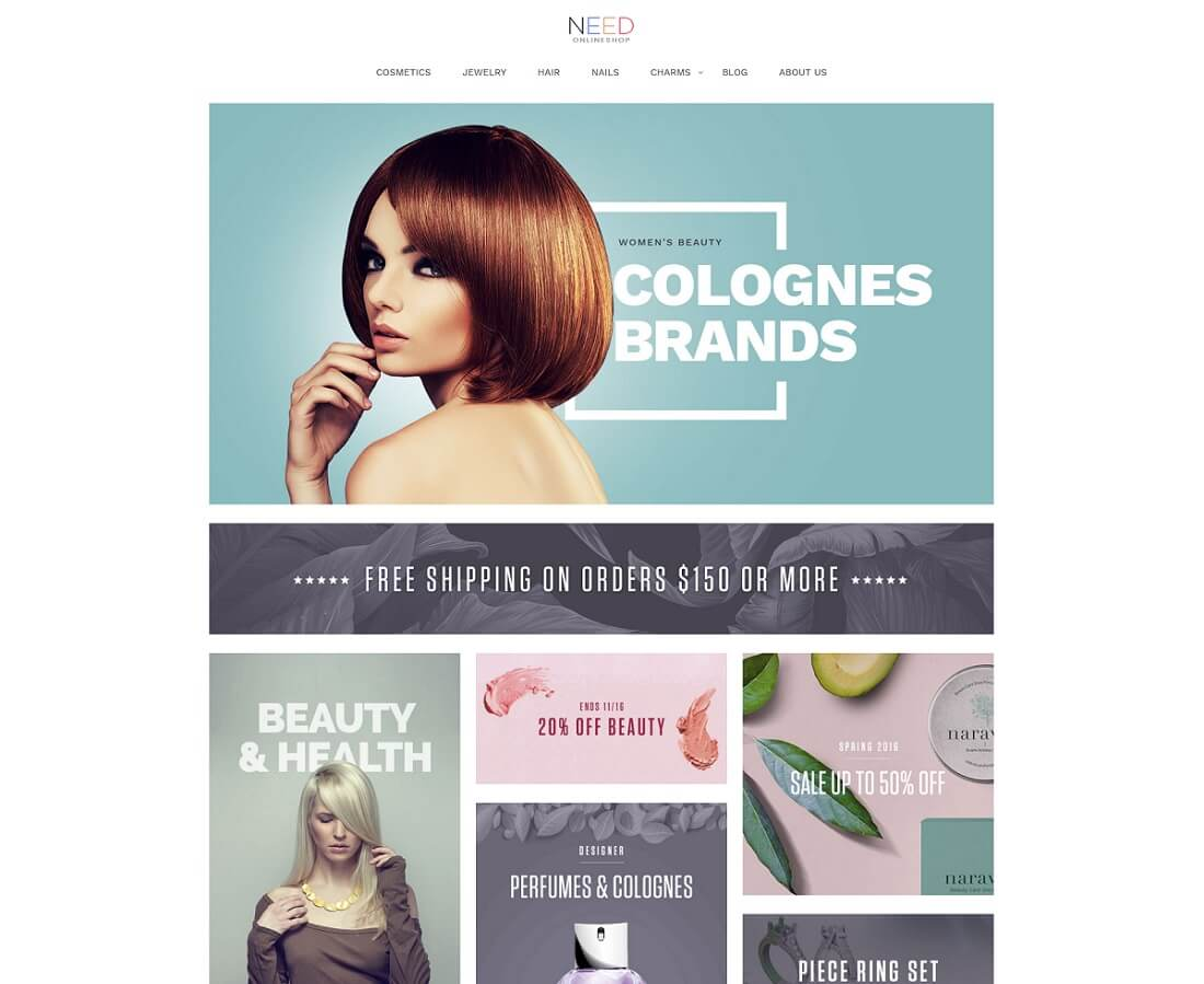 14 Free Magento Templates For Your ECommerce Sites 2019