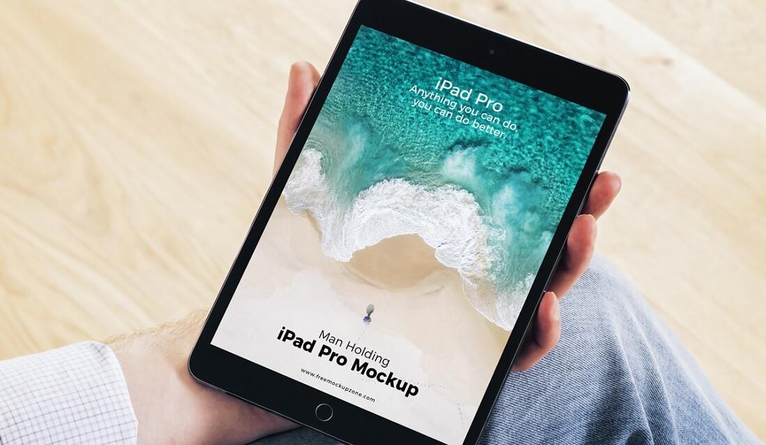 20 Best Free iPad PSD Mockup Templates in 2018 - Colorlib
