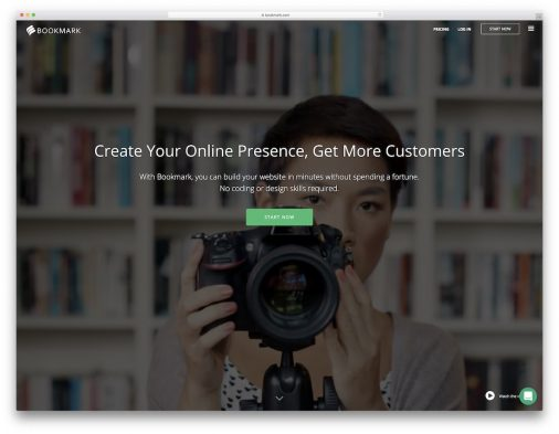 Free Personal Website Builder