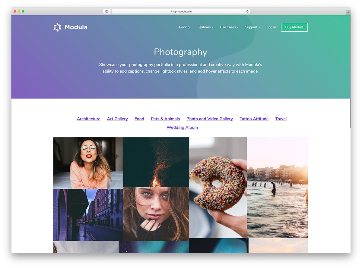 Free Gallery WordPress plugin