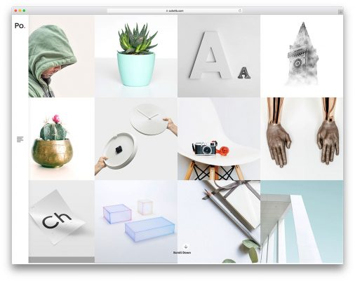 Free Portfolio Website Templates