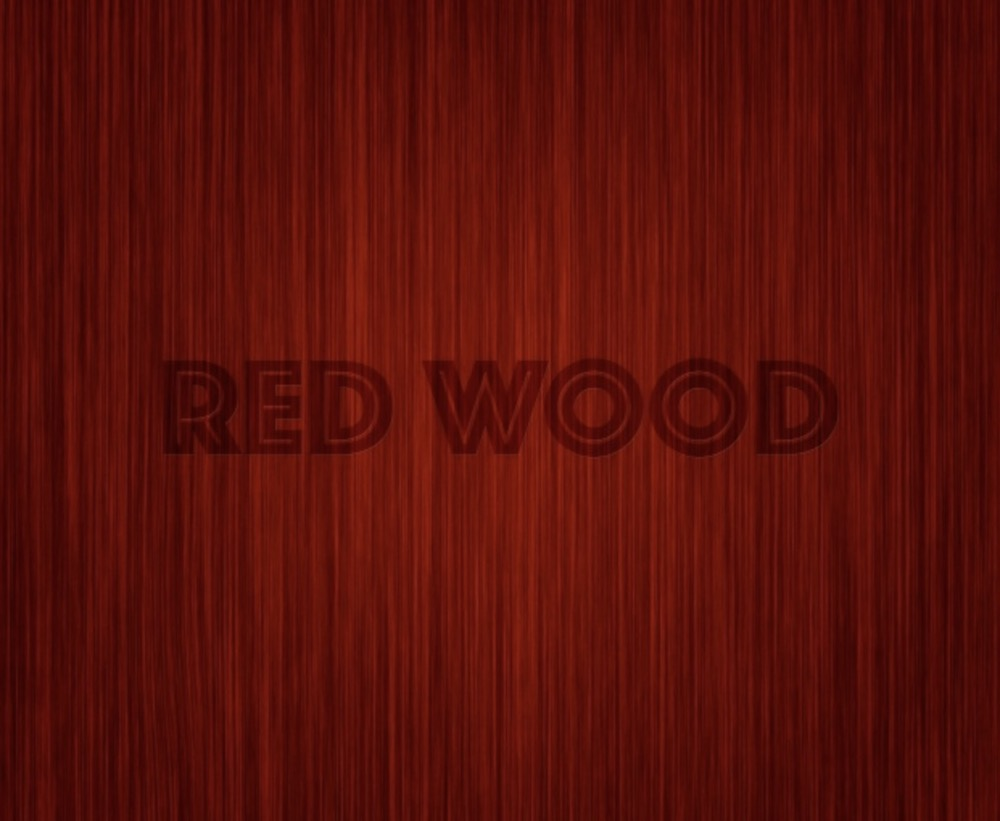 free red wood background design mockup