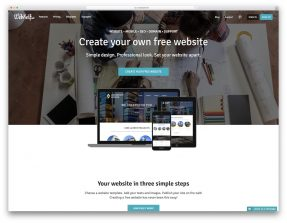 Free Responsive Website Builder