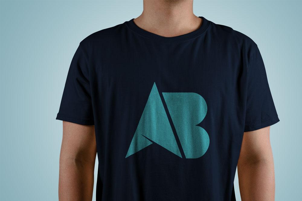 free shirt mockup