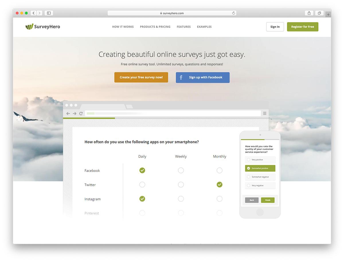 free survey tool