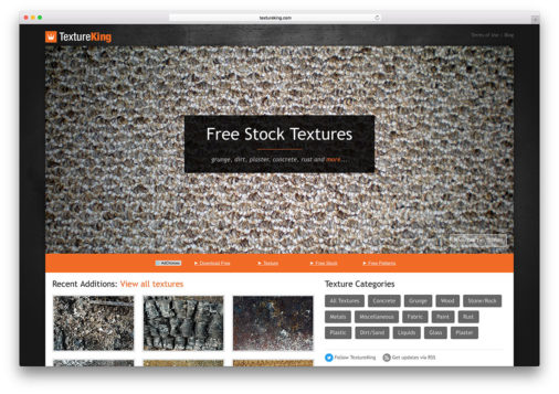 Free Textures Resources