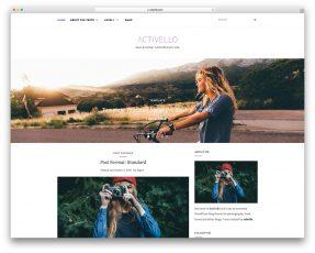 Free WordPress Themes With Slider