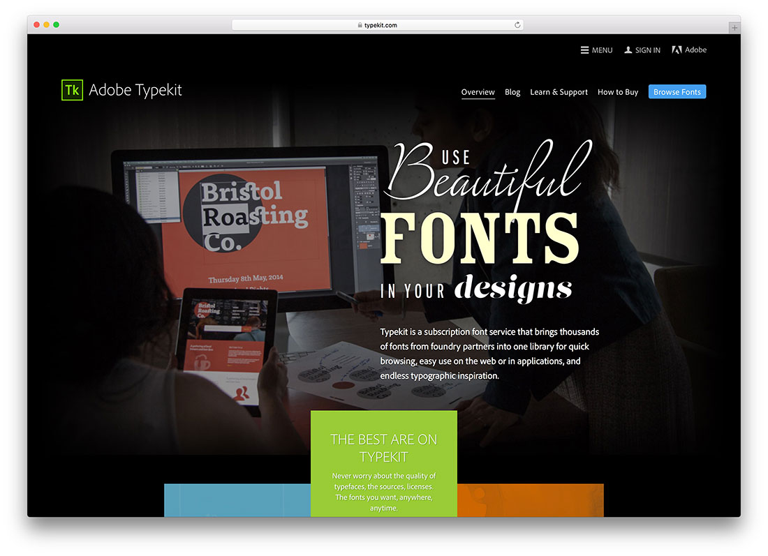 Top 13 Free Typography Resources For Web Designers Colorlib