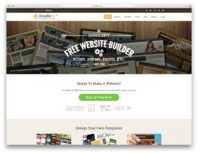 Free Website Builder And Hosting